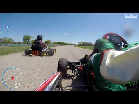 2018 KART MARRS Lake Afton 125cc Shifter (Saturday)