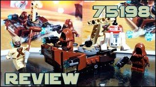Lego Star Wars 75198 Tatooine Battle Pack Review + 75059 UCS Sandcrawler   Обзор ЛЕГО