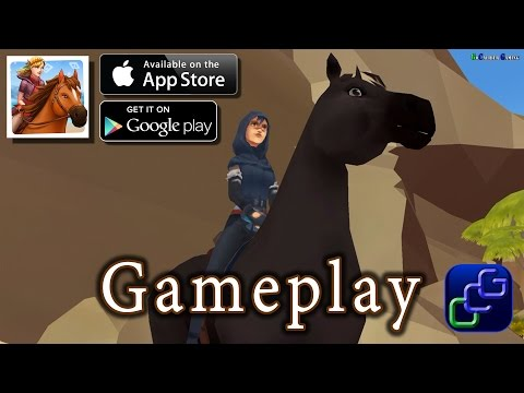Horse Adventure Tale Of Etria iOS Gameplay