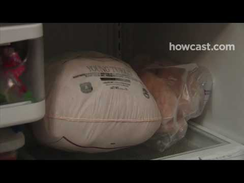 How To Defrost Food Safely