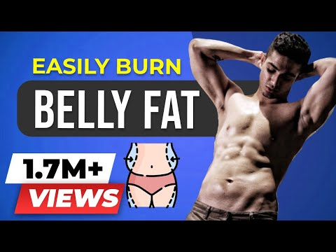 How To Reduce Belly Fat Easily Detailed Explanation | BeerBiceps Fitness