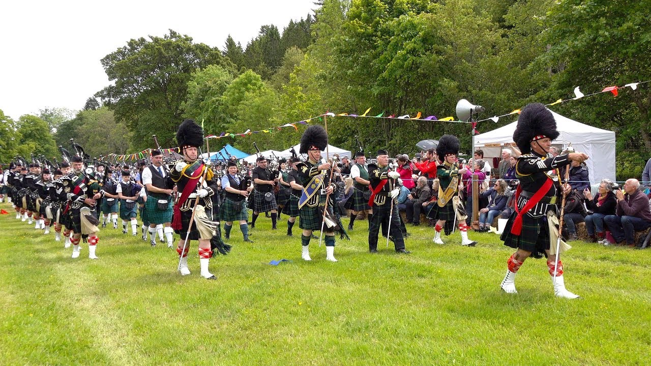 Drumtochty Highland Games 2019