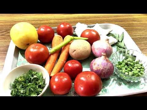 మిక్స్ వెజ్ కర్రీ ఇలా చేస్తే ఎంత బాగుంటుందో    Mixed Vegetables curry in village style