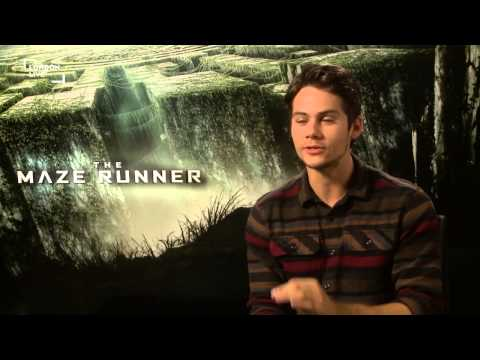 Cast of The Maze Runner talk terrible jobs, cuddly toys and London