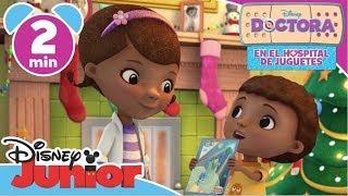 Doctora Juguetes: Navidad con la familia Juguetes | Disney Junior Oficial