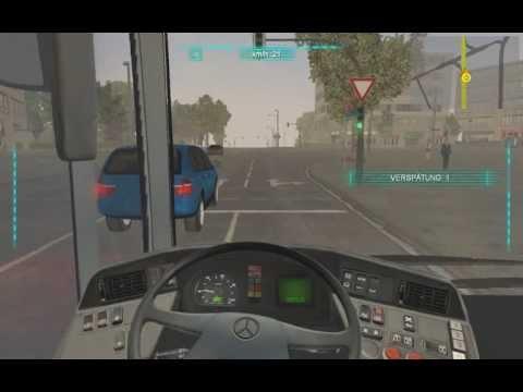[HD] Let's Play Bus Simulator 2012 Linie 11 |