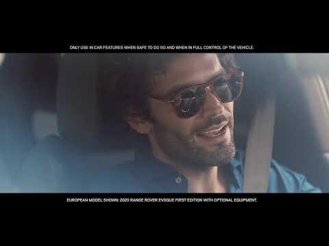New 2020 Range Rover Evoque | Smartphone Package