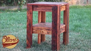 Gambar cover Make a Reclaimed Side Table