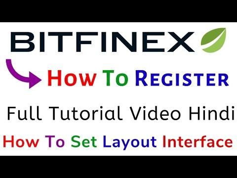 How To Register Bitfinex Exchange Account Full Tutorial Video For Beginners In Hindi Urdu GuptaTube