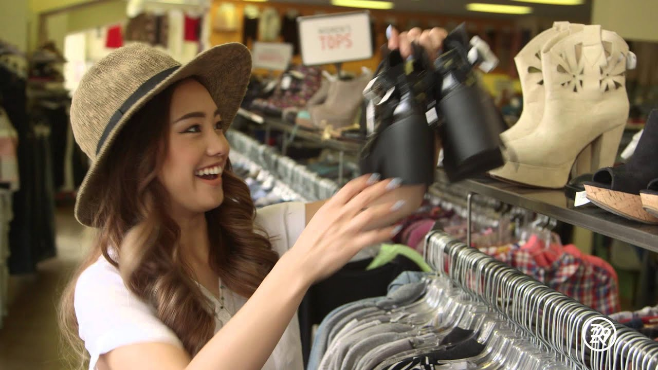 Tips and Tricks for Thrift Store Shopping with Jenn Im ...