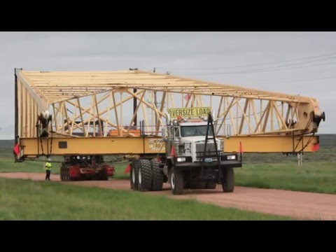 Energy Transportation Inc. - Drag Line Haul 2015