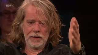 Helge Schneider & Katzeklo | Gast NDR Talk Show | 01.08.2014 HD
