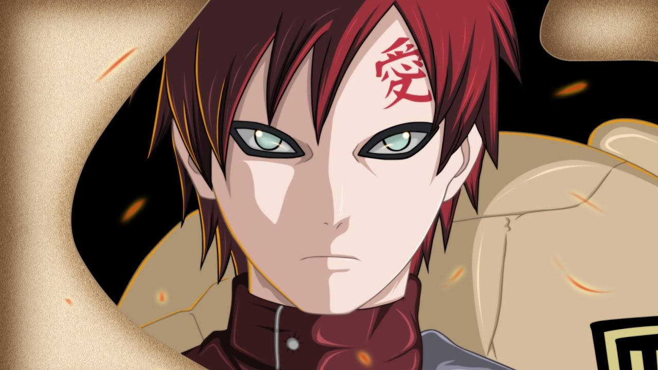 gaara shippuden - photo #40