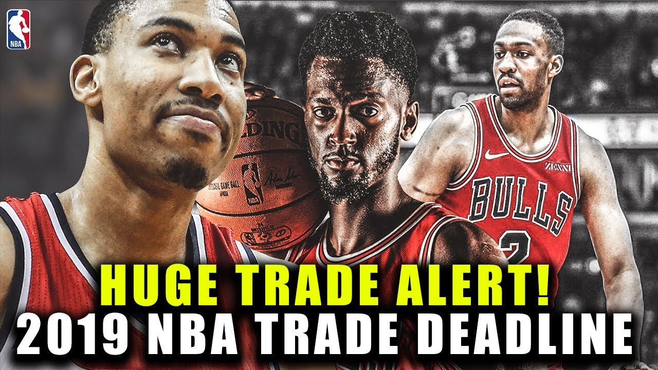18950649d7a OTTO PORTER TRADED TO CHICAGO BULLS! JABARI PARKER AND BOBBY PORTIS TRADED  TO WASHINGTON WIZARDS