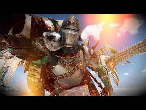 [For Honor] I'm In Love With WARMONGER - Warmonger Duels |
