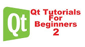 Qt Tutorials For Beginners 1 - Introduction - YouTube