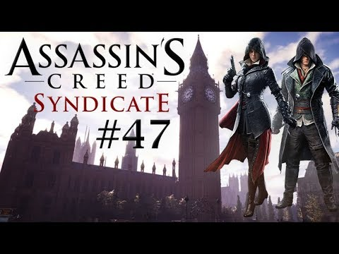 ASSASSINS CREED SYNDICATE #47 - Endstation für Pearly ~ Let's Play [Deutsch][FullHD] - Andrena