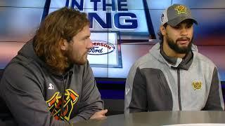 Scooby Wright, Carl Bradford preview the Arizona Hotshots' inaugural AAF season - ABC15 Sports