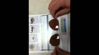 Essilor Stylistic Wrap Lenses WrapRXTool Demo