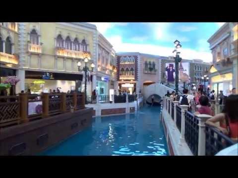 visiting venetian macau china 2014