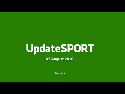 Update SPORT - 07.August 2016: Olympia, AC Mailand und Infantino