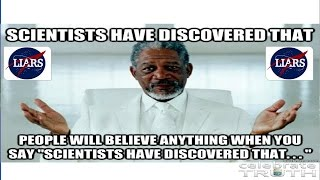 📡 Scientists & NASA Discover That People Will Believe Anything They Say! Research Flat Earth