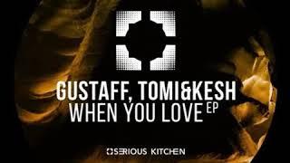 Gambar cover Gustaff, Tomi & Kesh - Goosebumps (Original Mix)