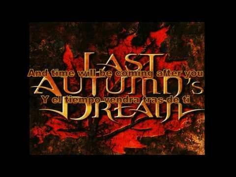 Last Autumn`s Dream - Again and Again (letra - lyrics)