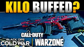 Was the Kilo Secretly Buffed? | Best Long Range Rifle in Warzone | Best Kilo Class Setup/Loadout