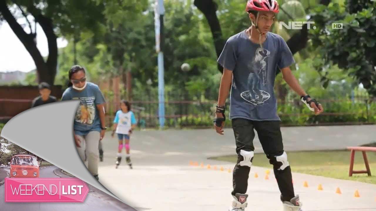 Weekend List - Dunia Inline Skate di TMII - YouTube ebbe7bbb63