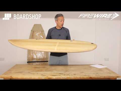 Firewire Carbo Hydro Surfboard Review