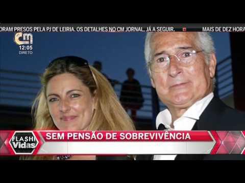 Paula Marcelo Viúva de Camilo Oliveira Sem Pensão de Sobrevivência