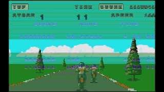 Enduro Racer (Atari ST)