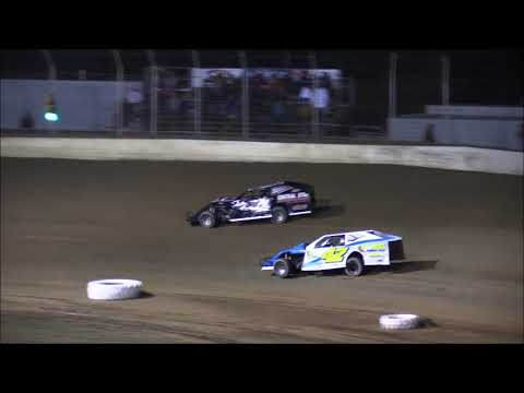 UMP Modified Heat #6 from Portsmouth Raceway Park, October 18th, 2018.