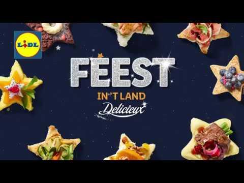 Lidl: Delicieux Feest in het Land