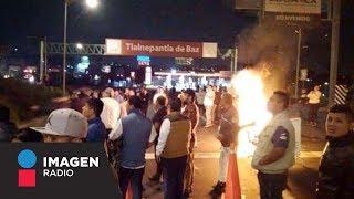 Movilización policiaca de San Juanico no fue un operativo: Raymundo Collins / Francisco Zea