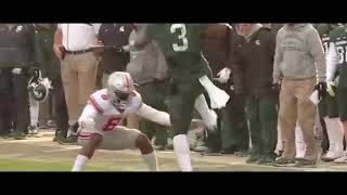 LJ Scott highlights - MSU RB - Most underrated RB in the nation