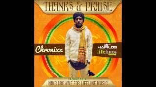 Chronixx - Thanks & Praise   Life Line Music   April 2013