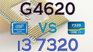 g4620 vs i3 7320 benchmarks gaming tests review and comparison kaby lake vs kaby lake