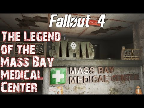 Fallout 4- The Legend of the Mass Bay Medical Center