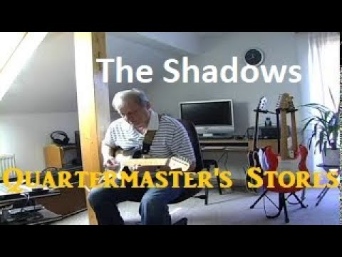 Quartermaster's Stores (The Shadows) - YouTube