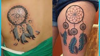 Best DreamCatcher Tattoos #2