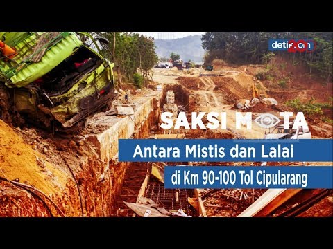 Saksi Mata: Antara Mistis dan Lalai di Km 90-100 Tol Cipularang