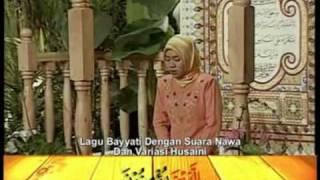 Hj Farida 1 details dari lagu bayati sampai lagu hijaz bagus untuk belajar
