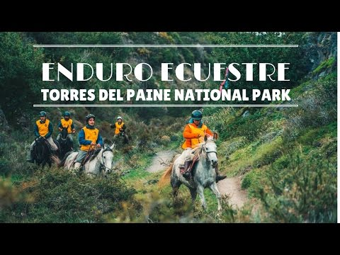 Enduro Ecuestre, Annual Horseback Riding Competition at the Hotel Las Torres, Patagonia