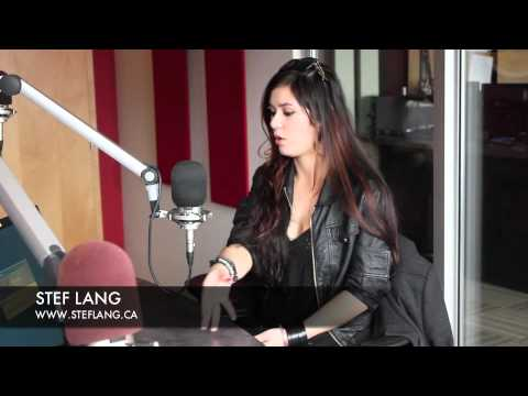 Stef Lang chats with Kenny B @ HOT 89.9