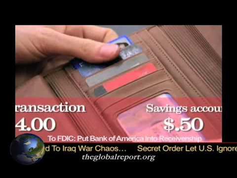 To FDIC: Put Bank Of America Into Receivership