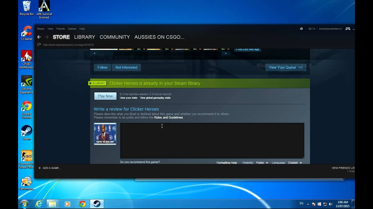 How To Install Steam Games On Another Hard Drive