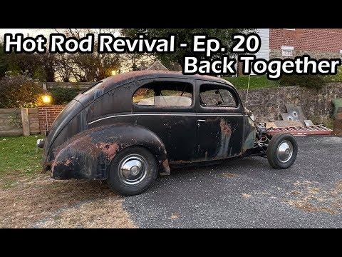 1939 Ford Junkyard Hot Rod Revival - Ep. 20