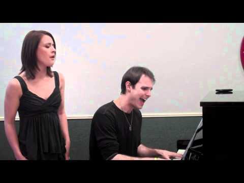 Rock of Ages - High Enough - Katie Postotnik and Dominique Scott